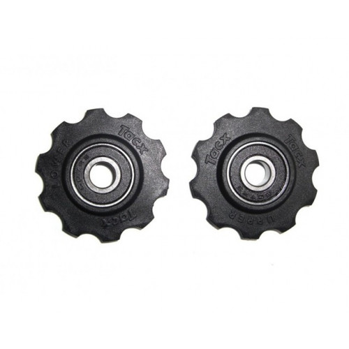 TACX JOCKEY WHEELS INOX 10T