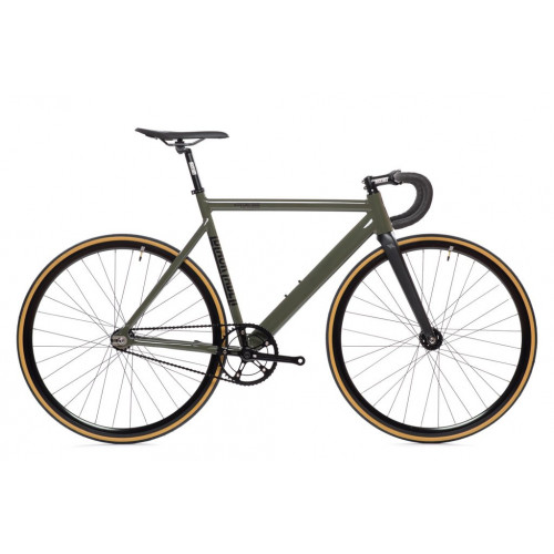 BIKE STATE BICYCLE CO 6061 BLACK LABEL V2 ARMY GREEN