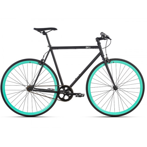 BICICLETA 6KU FIXIE & SINGLE SPEED BEACH BUM
