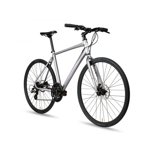 BIKE 6KU CANVAS DISC HYBRID - SILVER