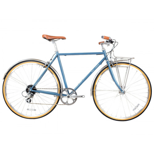 BIKE BLB BEETLE 8SPD TOWN BIKE MOSS BLUE