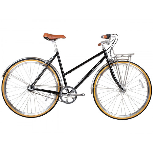 BICICLETA BLB BUTTERFLY 3 SPD BLACK
