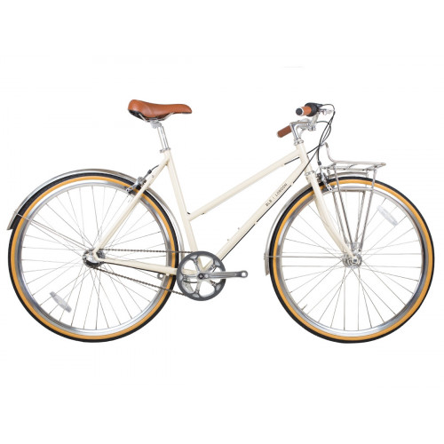 BIKE BLB BUTTERFLY 3 SPD NATURAL BEIGE