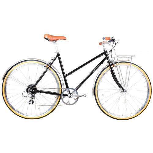 BIKE BLB BUTTERFLY 8SPD BLACK