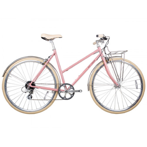 BIKE BLB BUTTERFLY 8SPD DUSTY PINK