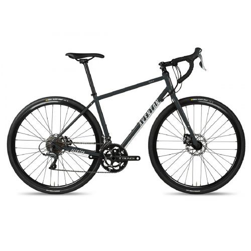 AVENTON KIJOTE ADVENTURE BIKE CHARCOAL SKID