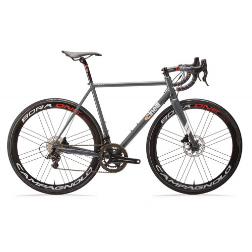 CINELLI NEMO DISC SHIMANO ULTEGRA R8000 GREY ROOM