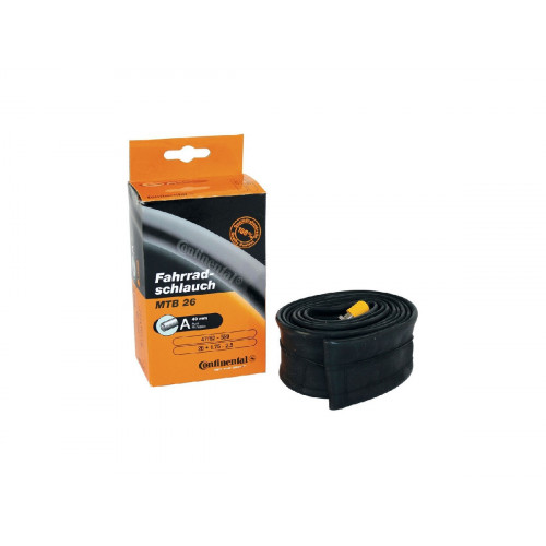 INNER TUBE CONTINENTAL 26X1.75-2.50 STANDARD 40MM.