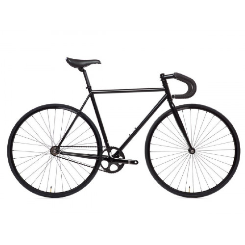 BICYCLE STATE BICYCLE CO 4130 MATTE BLACK 6