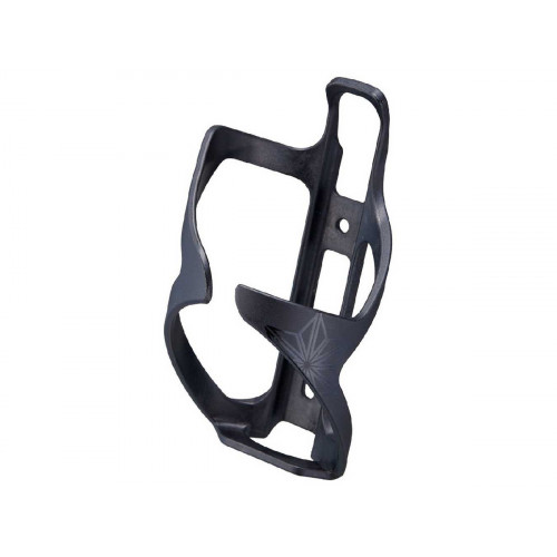 SUPACAZ TRON SIDE BLACK OUT BOTTLE CAGE