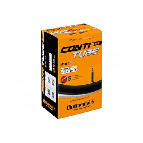 CONTINENTAL 29X1.75-2.50 SCHRADER 40MM INNER TUBE