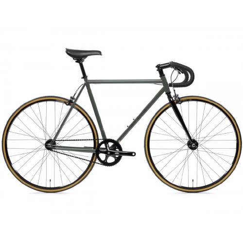 BIKE STATE BICYCLE CO 4130 ARMY GREEN