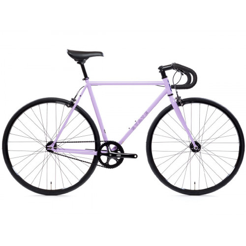 BIKE STATE BICYCLE CO 4130 PERPLEXING PURPLE