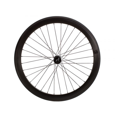 FRONT WHEEL BLB NOTORIOUS 50 + BLB KING BLACK