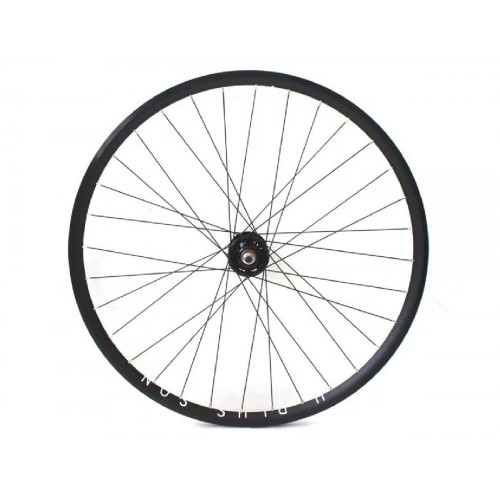 REAR WHEEL H+SON ARCHETIPE BLB TRACK HUB BLACK