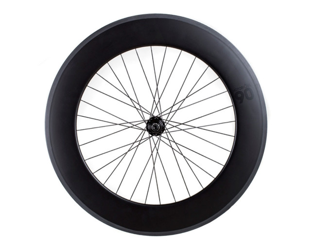 REAR WHEEL BLB NOTORIOUS 90 + BLB KING BLACK