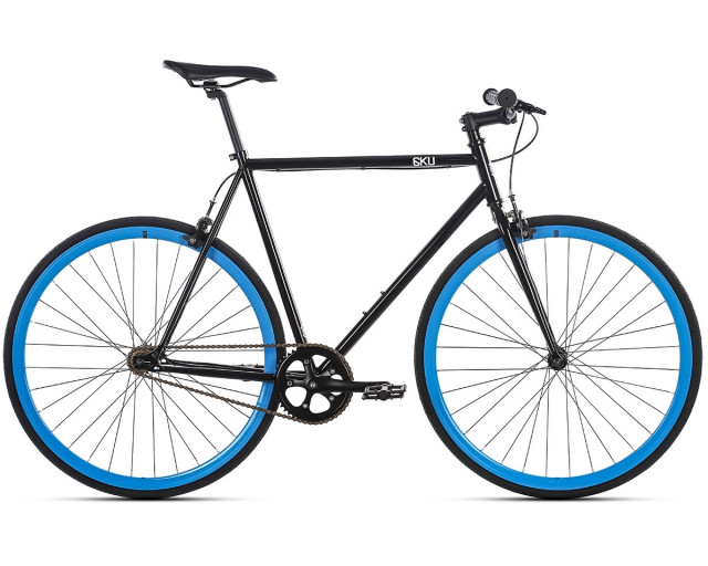 6KU FIXIE & SINGLE SPEED BIKE SHELBY 4