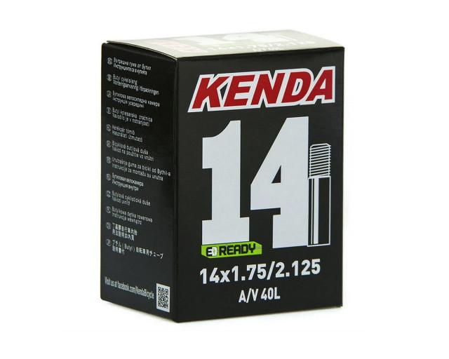 INNER TUBE KENDA 14X1.75-2.125 SCHRADER