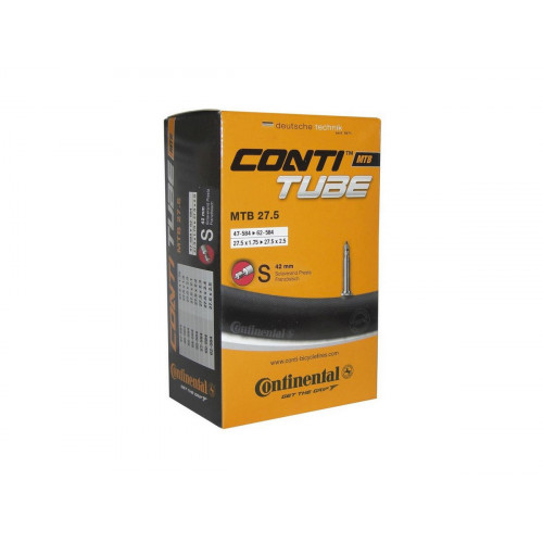 INNER TUBE CONTINENTAL 27.5 x1.75-2.40 PRESTA 42 mm.