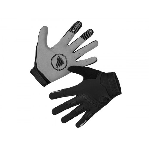 GUANTES ENDURA  SINGLETRACK WINDPROOF NEGRO