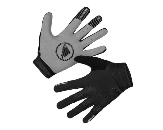 ENDURA  SINGLETRACK WINDPROOF BLACK GLOVE