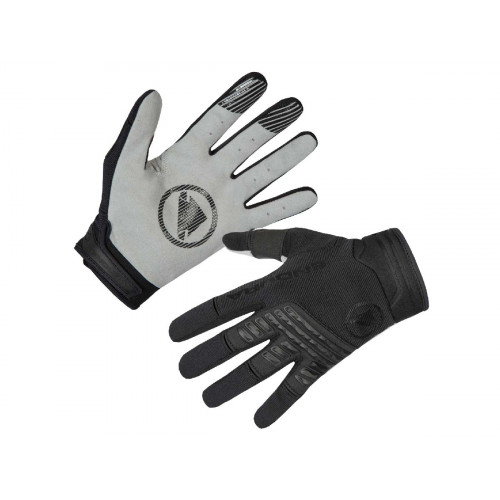ENDURA  SINGLETRACK BLACK GLOVE