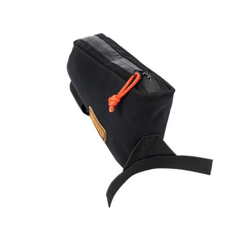 RESTRAP TOP TUBE BAG BLACK