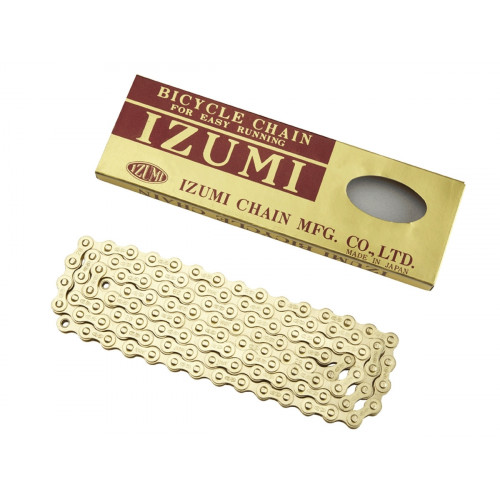 CHAIN IZUMI STANDARD TRACK GOLD