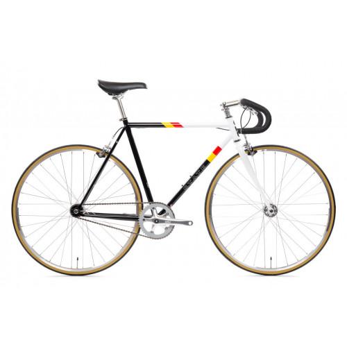 BIKE STATE BICYCLE CO 4130 VAN DAMME