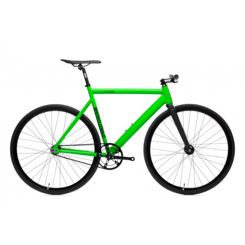 BIKE STATE BICYCLE CO 6061 BLACK LABEL V2 ZOMBIE GREEN