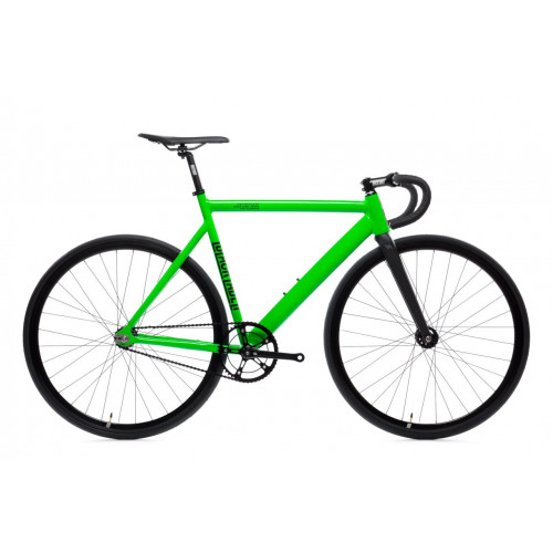 BIKE STATE BICYCLE CO 6061 BLACK LABEL V2 ZOMBIE GREEN