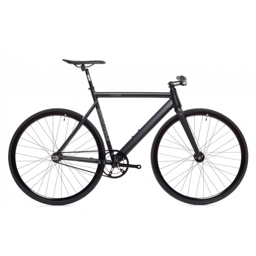 BIKE STATE BICYCLE CO 6061 BLACK LABEL V2 MATTE BLACK