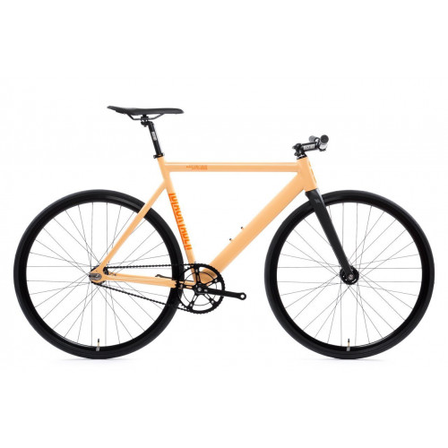 BIKE STATE BICYCLE CO 6061 BLACK LABEL V2 PEACH