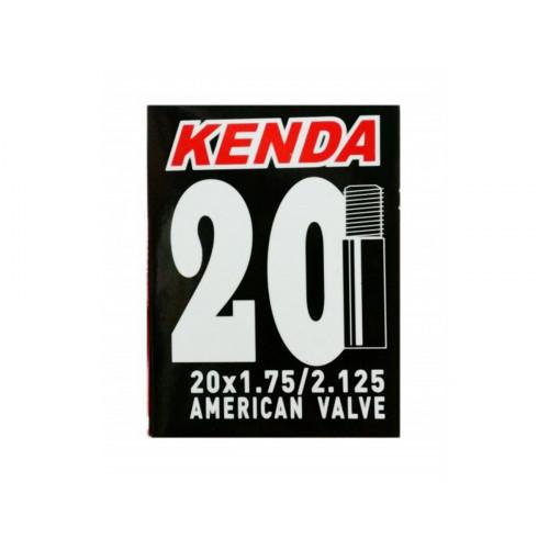 CAMARA KENDA 20X1,75-2,125 SCHRADER