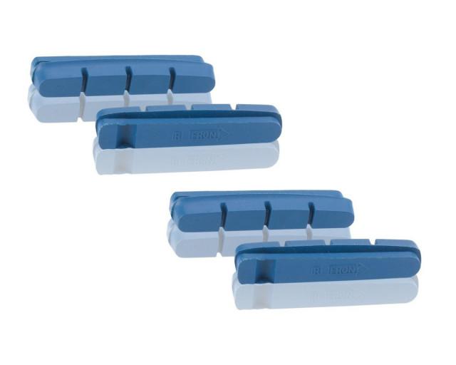 4 BRAKE PADS XLC BS-X01 CARBON