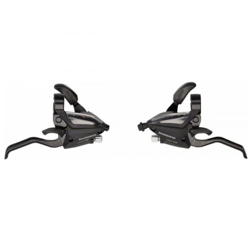 SHIMANO EF500 3X7V SP41 SHIFTERS AND BRAKE LEVERS
