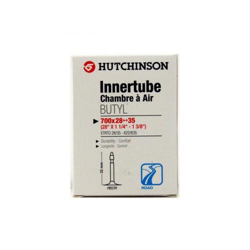 INNER TUBE HUTCHINSON 700X28-35 PRESTA 48MM