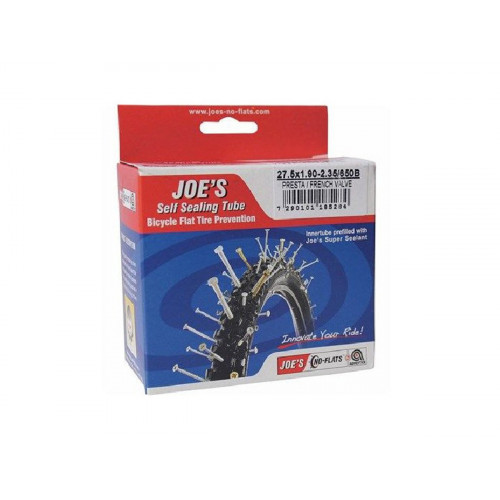 INNER TUBE JOE´S LATEX 27,5X2,00-2,50 PRESTA