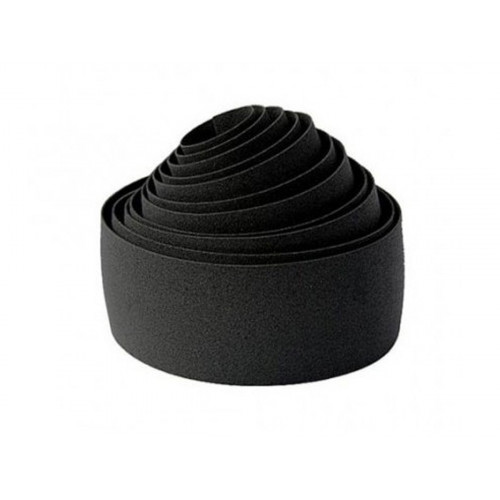 BAR TAPE VELO CORK GEL BLACK