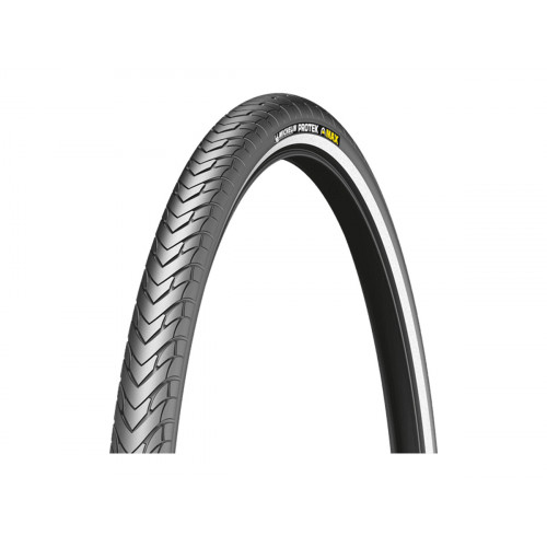 CUBIERTA MICHELIN PROTEK MAX FLANCO REFLECTANTE 700