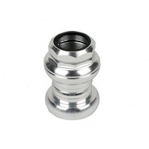"HEADSET TANGE 1"" THREADED  SILVER"