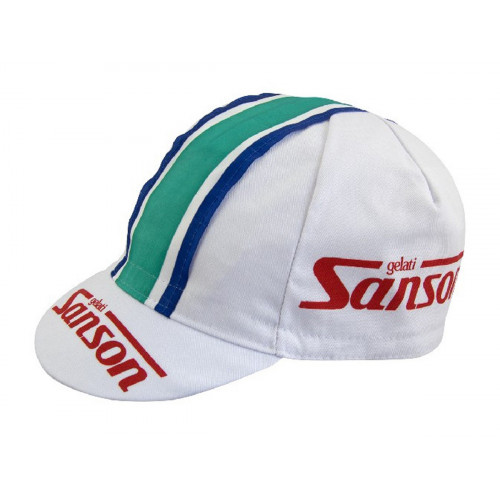 VINTAGE CYCLING CAP SANSON