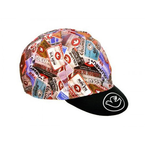 CYCLING CAP COLUMBUS MULTITAG