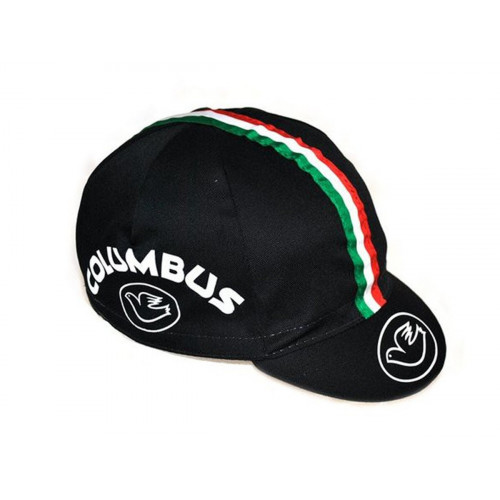 CYCLING CAP CINELLI COLUMBUS NEGRO