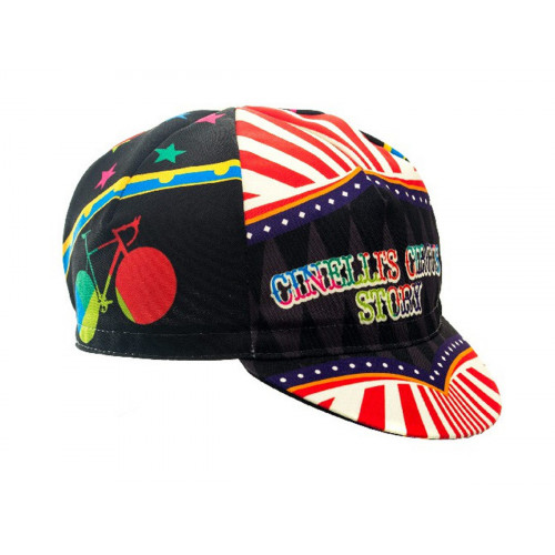 CYCLING CAP CINELLI CIRCUS