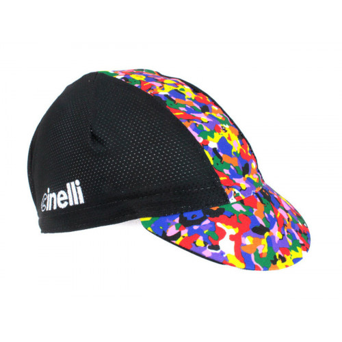 CYCLING CAP CINELLI CALEIDO TRAINING