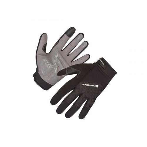 ENDURA HUMMVEE PLUS BLACK GLOVE