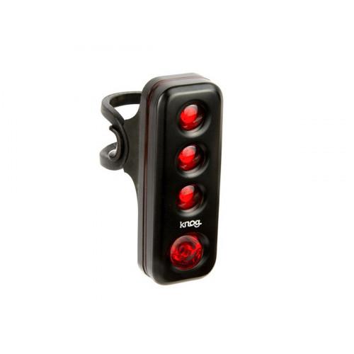 REAR LIGHT KNOG BLINDER ROAD R70 BLACK
