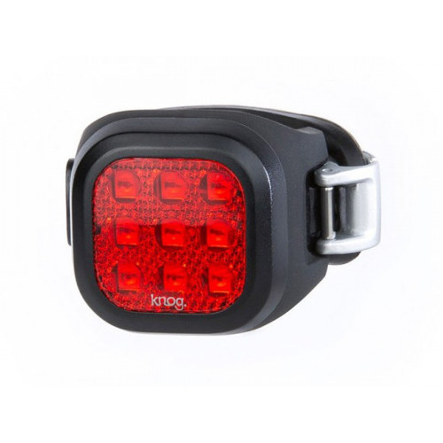 REAR LIGHT KNOG BLINDER MINI NINER RED