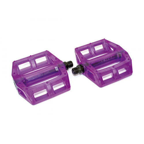 ANIMAL PLASTIC PEDALS  PURPLE